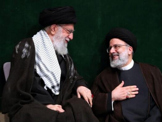 В Иране новая метла. Новая до каждой веточки