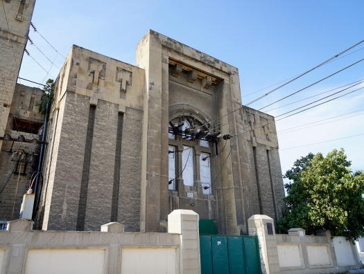 Эльчин Алиев бьет в колокола: «Могут разрушить постройку-памятник на «Антенных полях»
