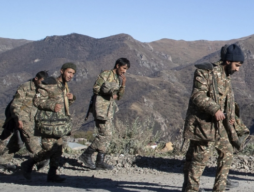 Армения готовится к третьей карабахской войне?