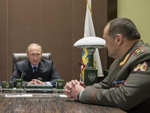 На встрече Путина и Меликова обсуждался проект, который напрямую касается Азербайджана