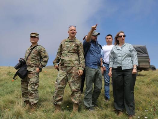 Россия и Турция в Карабахе. США лучше заняться Афганистаном