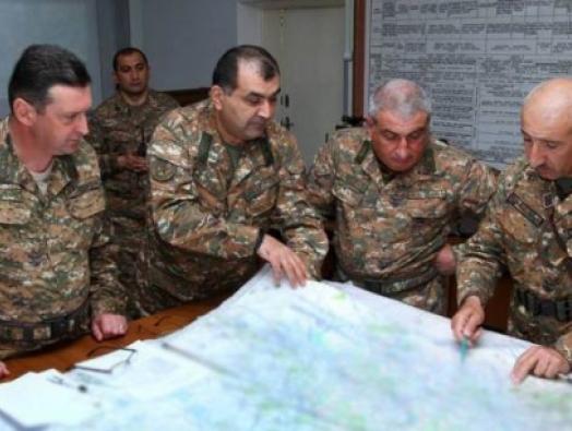 Спецназ Азербайджана уже совсем близко, а Джалал Арутюнян командует из бункера