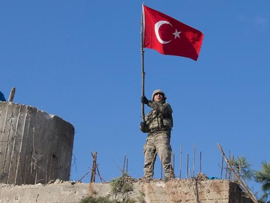 Россия приблизилась к красным линиям Турции