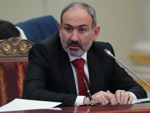 Пашинян объяснил действия Азербайджана на автомагистрали Горис - Кафан