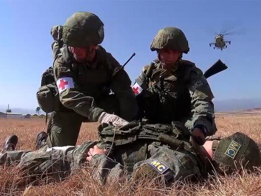 Российские миротворцы нарушили Трехстороннее соглашение в Карабахе