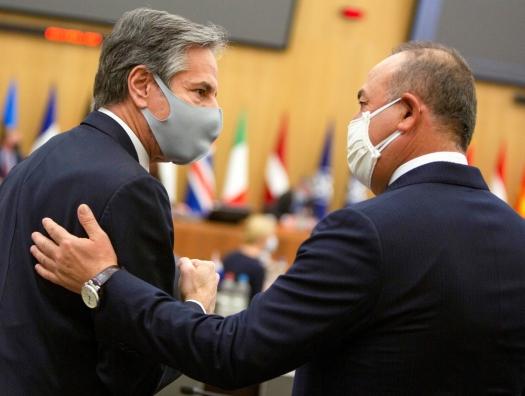 У Чавушоглу и Блинкена состоялась «продолжительная беседа об Армении и Азербайджане»