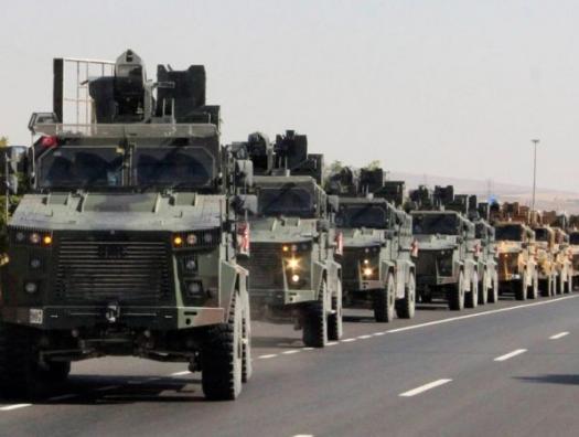Турция направляет дополнительные войска в Сирию в преддверии ключевой встречи с Путиным