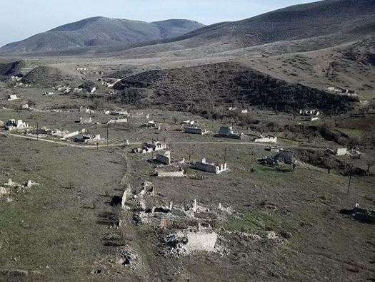 Видеофакт: Армяне открывают огонь в Агдаме