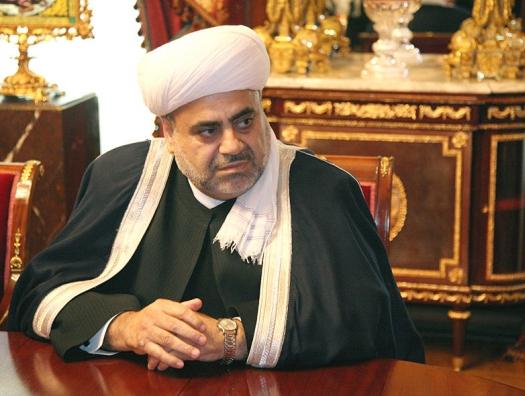 Аллахшукюр Пашазаде посоветовал Имаму Амили говорить не о войне, а о мире