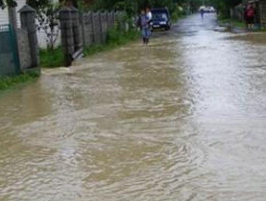 Села в Загатале и Балакене ушли под воду, а сельчане остались без урожая