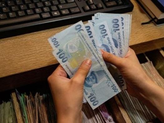 Турецкая лира падает к доллару