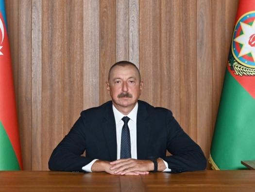 Ильхам Алиев заявил в ООН о загрязнении Арменией реки Охчучай