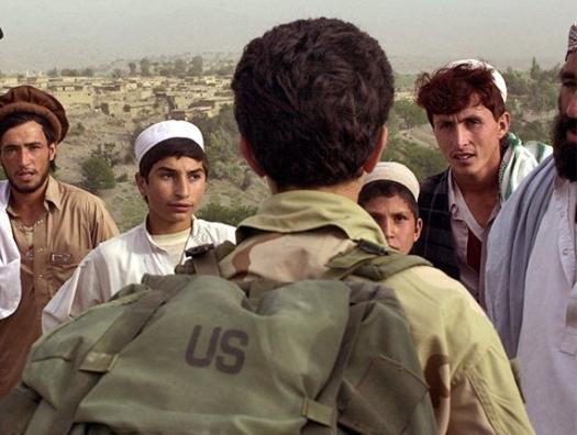 """Афганские """"переводчики"""" оказались педофилами и насильниками"""