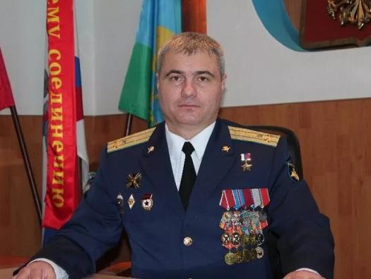 У российских миротворцев новый командующий. На смену Кособокову пришел Анашкин
