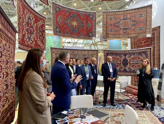 Прорыв азербайджанского текстиля в Москве