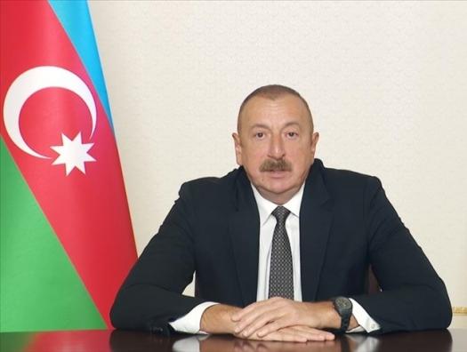 Ильхам Алиев обратится к народу