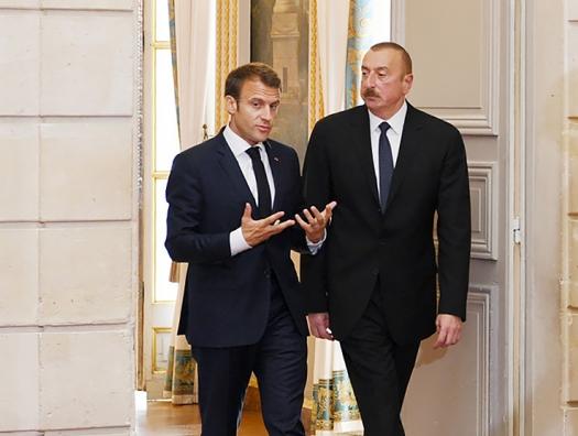 Ильхам Алиев получил позитивные сигналы из Парижа
