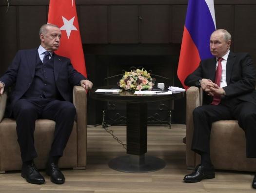 Когда Эрдоган нужен Путину больше