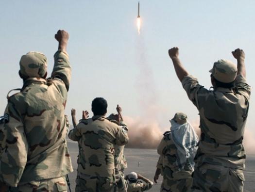 Залпы ракет Ирана на границе с Нахчываном… не попадают в цель