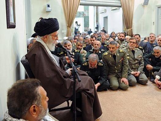 Разве Хаменеи не докладывали об израильтянах в Баку?