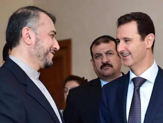 И Сирия отвернулась от Ирана