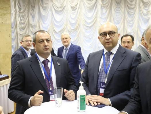 Парвиз Шахбазов и Адиль Алиев поехали в Москву, чтобы догнать Европу