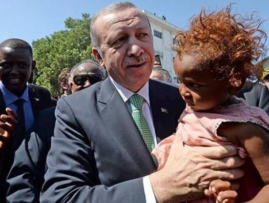 Эрдоган поехал в Африку за новыми успехами