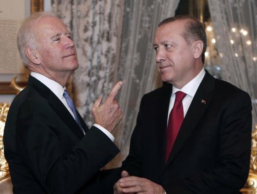 Бешеная интрига в отношениях США и Турции: истребитель F-16