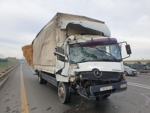 И грузоперевозки в Азербайджане утонули в проблемах