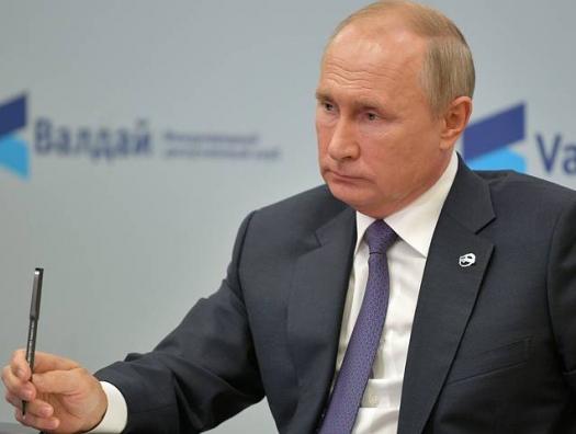 Путин заговорил о Зангезурском коридоре