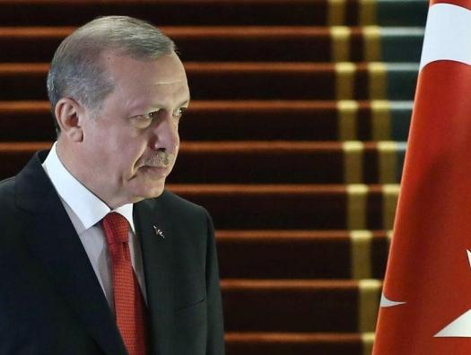 Эрдоган выдворяет послов десяти стран