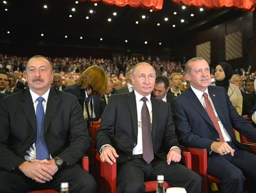 Путин, Алиев, Эрдоган – уникальный союз накануне перемен