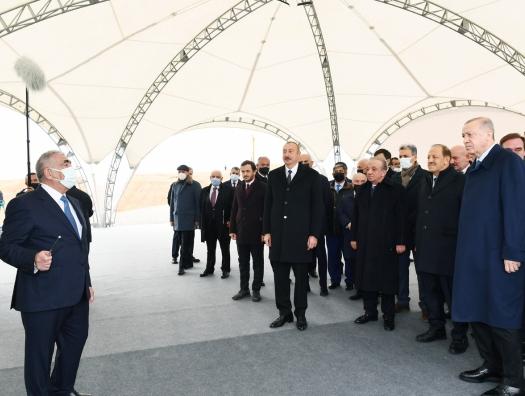 Многозначительная реплика Эрдогана Салеху Мамедову: «Вы идете до границы с Арменией? Вы пройдете еще дальше!»
