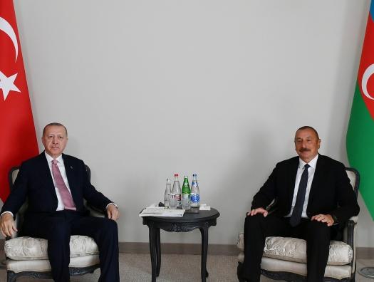 Эрдоган о нормализации отношений с Арменией