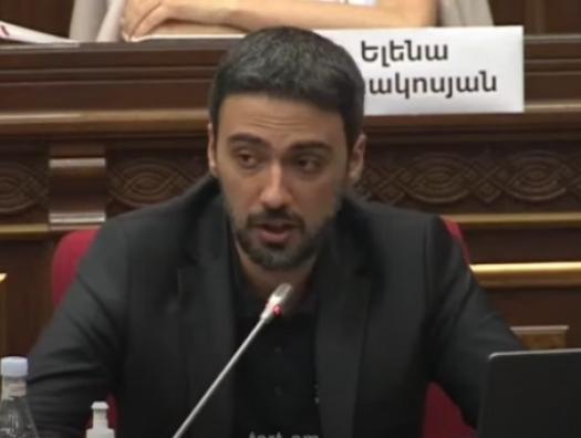 Депутат парламента Армении: «Итоги нашей борьбы оказались в руках Haqqin.az»