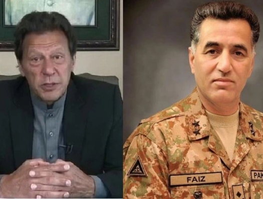 Не угроза, а гроза для «Талибана» глава разведки Пакистана