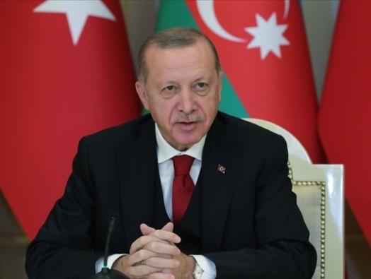 Эрдоган заявил, что обсудил с Ильхамом Алиевым вопрос Ирана