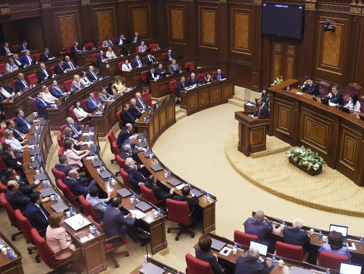 Фракция Пашиняна заблокировала антиазербайджанскую резолюцию