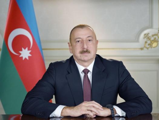 Ильхам Алиев для семей шехидов и ветеранов создает подсистему Zəfər