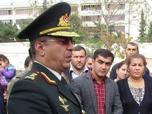Генерала Ровшана Акперова приговорили к 10 годам лишения свободы