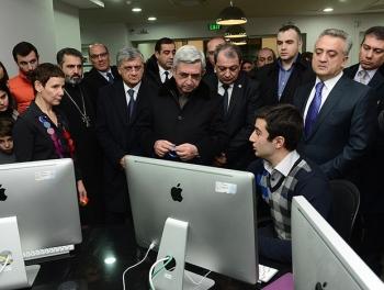 Так вот зачем Саргсян зазывает азербайджанцев в Дилижан!