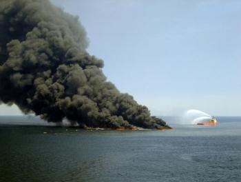 Найдены тела трех утонувших нефтяников (обновлено 21:16)