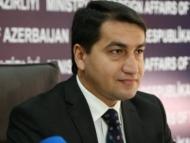 МИД Азербайджана ответил Саргсяну