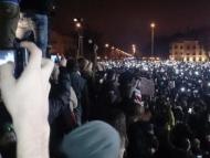 Власти Венгрии отступили перед толпой