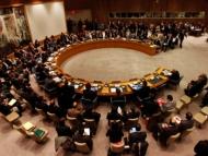 Грузия требует созвать Совбез ООН