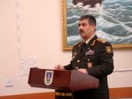 Закир Гасанов о новых военных кораблях Азербайджана (Фото)