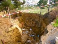 Минэкологии об оползне в Баку