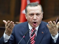Выступление Эрдогана вызвало скандал в Турции
