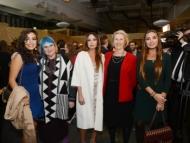 Алиевы на открытии выставки в Лондоне (фото)