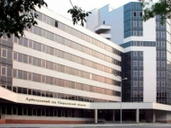 Акции протеста не помешали строительству «Дома Азербайджана»